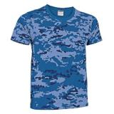 CAMISETA SOLDIER CAMO PIXEL COTTON 160G