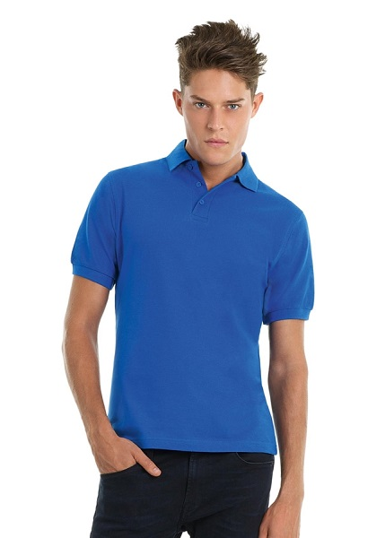 POLO B&C SAFRAN COTTON 180GR M.CORTA
