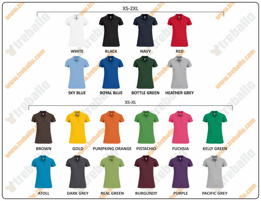 Colores disponibles del ProductoBCSAFRANWT