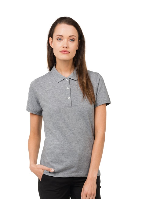 POLO SRA B&C SAFRAN WOMAN TIMELESS MC