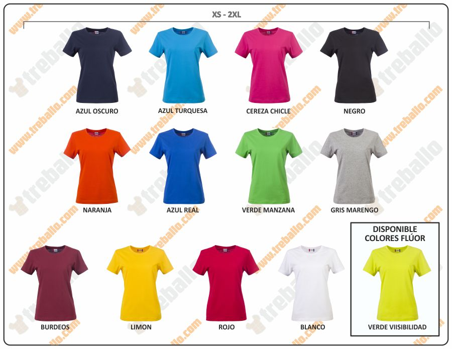 Colores disponibles del ProductoCQ029031