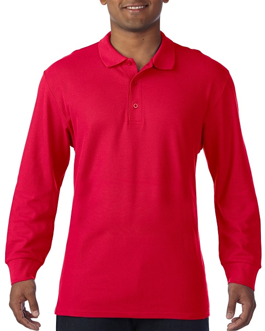 POLO GILDAN UNISEX PREMIUM COTTON 220 ML