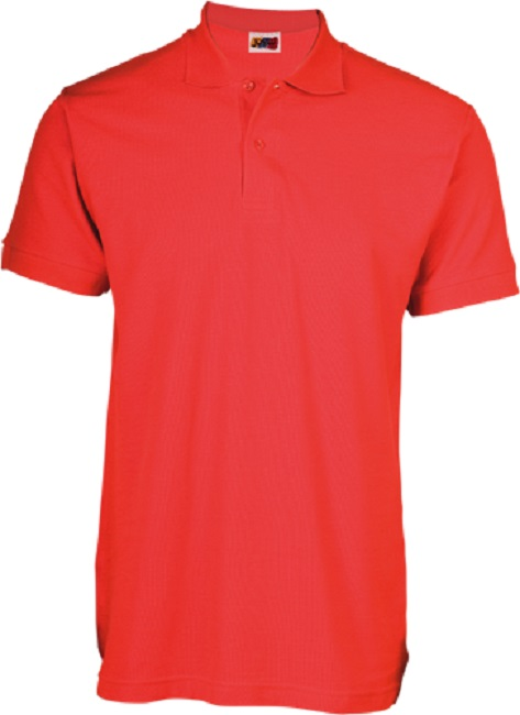 POLO ALMERIA COTTON PUNTO LISO MONO MC