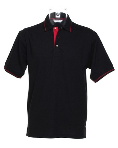 POLO KUSTOMKIT 606 TIPPED COTTON 210 MC
