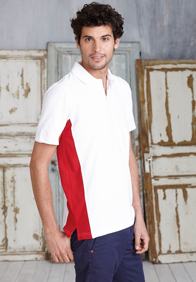 POLO KARIBAN FLAG 220G 65P/35A COMBI MC