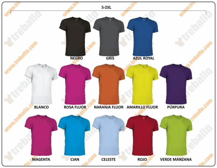 Colores disponibles del ProductoRGCRESISTANCE