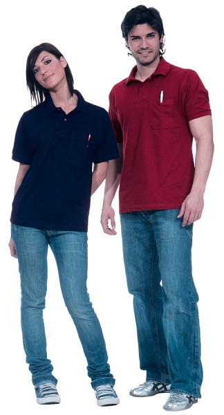 POLO VALENTO HAWK COTTON 220G BOLS MC