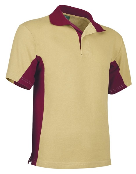 POLO VALENTO ROVER COMBI COTTON 220G MC