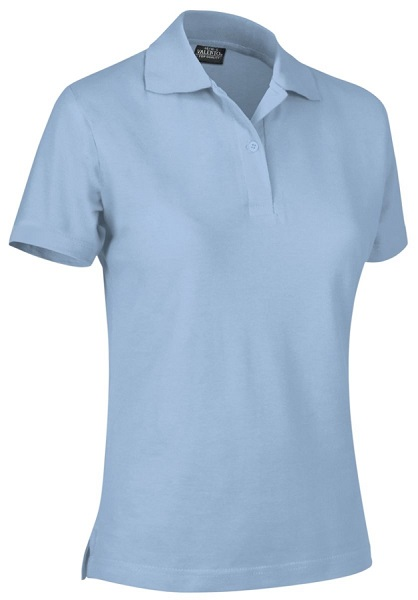 POLO SRA VALENTO VALLEY COTTON 220G MC