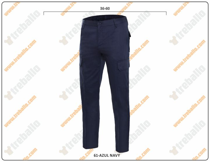 PANTALON VELILLA COTTON MULTI 180G